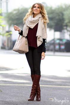 Http://www.mungolife.fi  Givenchy Antigona, Zara jeans and scarf, H&M top and Nelly.com blazer