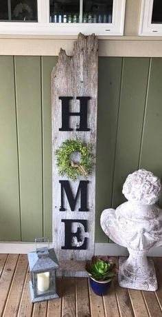 primitive homes gallery Diy Home Decor Bedroom For Teens, Diy Home Decor Rustic, Farmhouse Decor, Barn Wood Crafts, Barn Wood Projects, Diy Projects, Barn Wood Decor, Primitive Homes, Diy Wood Signs