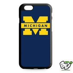 Blue Michigan iPhone 6 Case | iPhone 6S Case
