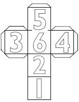 template of dice with white numbers Cutting Activities, Math Activities, Dice Template, Templates, Online Fun, Numbers Kindergarten, Nerd Crafts, School Worksheets, Letter Recognition