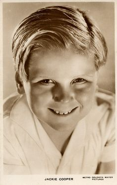 80 Best Jackie Cooper images in 2018   Actors, Classic hollywood
