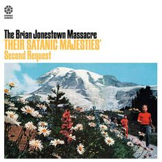 The Brian Jonestown Massacre - Their Satanic Majesties Second Request music CD Reissue album at CD Universe, Originally released in 2001 now reissued on a records Anton. Music Album Covers, Music Albums, Lps, Their Satanic Majesties Request, Jonestown Massacre, Music Maniac, Cd Album, Rock And Roll, Cool Things To Buy