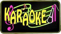 I love to sing karaoke!