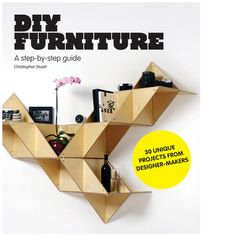 """This is an awesome book! Get it. """"DIY Furniture: A Step-by-Step Guide"""""""