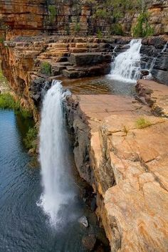 TouristLink features 11 photos of Kimberley. Pictures are of Berkley River, Boab Tree Kimberly Australia and 9 more. See pictures of Kimberley submited by other travelers or add your own photo. Beautiful Waterfalls, Beautiful Landscapes, Beautiful World, Beautiful Places, Landscape Photography, Nature Photography, Image Nature, Australia Photos, Les Cascades