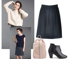 Up on the Blog // Eco Fashion Wintersale: Mit LANIUS, Nine to Five und LUXAA.