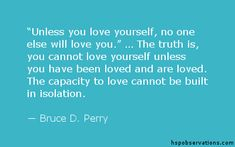 A Quote About Love