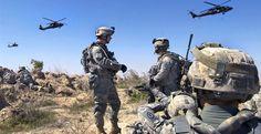 Η πρώτη αμερικανική απώλεια στη μάχη της Μοσούλης