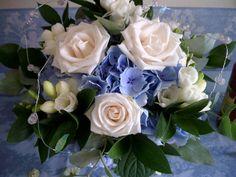 """10 years ago"" Wedding Bouquet"