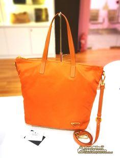 PRADA Nylon and Saffiano Tote Bag RM1380 2fd85be9794c4