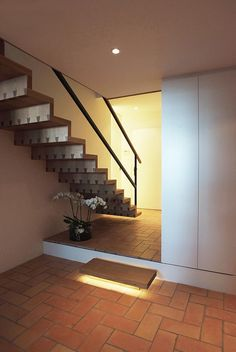 stairs detail jura tangram design architecture   lausanne   fred hatt architecte   PORTFOLIO Lausanne, Villa, Stair Detail, Architecture Design, Stairs, Home Decor, Wood Construction, Law School, Architecture Layout