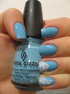 Nail Polish Colors Trends for Summer 2013 Blue Nails Nails Art Nails Design
