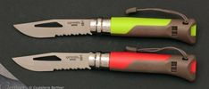 Opinel Outdoor, New colors - OPINEL - OPINEL knife