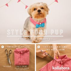 Puppy Power by Kollabora | Project | Sewing / Accessories | Pets | Costumes | Kollabora