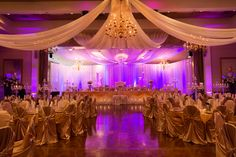 Stunning Fairytale Wedding at Carmen's in Hamilton, Ontario.