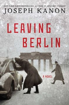 Leaving Berlin by Joseph Kanon. Berlin 1948. Almost four years after the war's end, the city is still in ruins, a physical wasteland and a political symbol about to rupture. Alex Meier, a young Jewish writer, fled the Nazis for America before the war. But the politics of his youth have now put him in the crosshairs of the McCarthy witch-hunts. Faced with deportation and the loss of his family, he makes a desperate bargain with the fledgling CIA: he will earn his way back to America by acting…