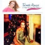Pour voir mon look de la semaine pour Noël et participer au #concours, visitez le Tornaderousse.com! #beautyblogger #montreal #quebec #instagram