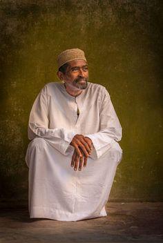 Zanzibar Man by Mehmet Emre