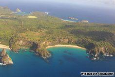 Praia do Sancho, Fernando de Noronha, Brazil - Where I went on my honeymoon! Love!