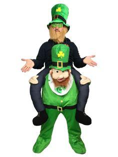 Irish Beer Hat Tankard Novelty Pint St Patricks Day Party Office Fancy Dress