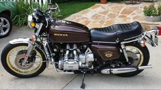 Honda Goldwing GL 1000   #vintagecruising #honda Trust Me I'm A Biker Please Like Page on Facebook: https://www.facebook.com/pg/trustmeiamabiker Follow On pinterest: https://www.pinterest.com/trustmeimabiker/