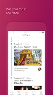 Airbnb Trips - Travel and experience trips with locals. (iPhone, Travel, and Tech) Read the opinion of 17 influencers. Discover 3 alternatives like Detour 2....