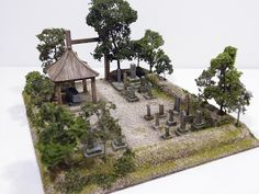 Jimbibblyblog: Samurai terrain, and why not?