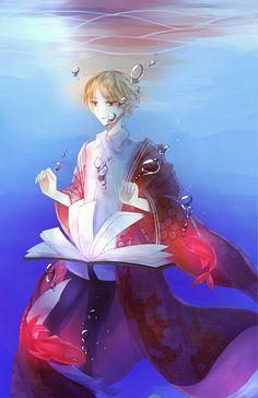 Natsume Takashi - Natsume Yuujinchou (Natsume's Book of Friends).