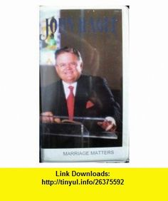 Marriage Matters John Hagee ,   ,  , ASIN: B000WE4Q0O , tutorials , pdf , ebook , torrent , downloads , rapidshare , filesonic , hotfile , megaupload , fileserve