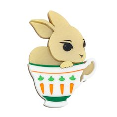 BUNNY CUP BETTY