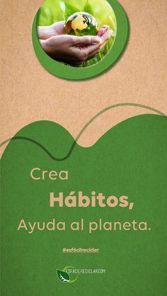 Para conservar el suelo tenemos que cuidar nuestros hábitos. ¿Qué haces para conservarlo? #EsFácilReciclar #UnaAccionUnMundo #PequeñasAcciones #DefiendeAlMundo #MiMundo #OneEarth #3R #Recicla #Reusa #Reduce #Reciclaje #SomosHeroes #Tierra