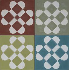 Purpura Tiles: CLOVER