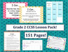 Second Grade Common Core ...