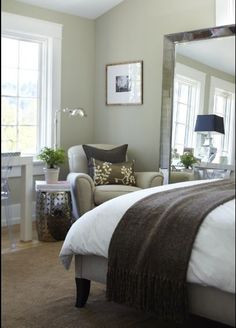 Master bedroom paint color ideas with dark furniture – best house Home Bedroom, Bedroom Decor, Bedroom Colors, Bedroom Photos, Bedroom Ideas, Bedroom Setup, Bedroom Corner, Bedroom Chair, Gray Bedroom