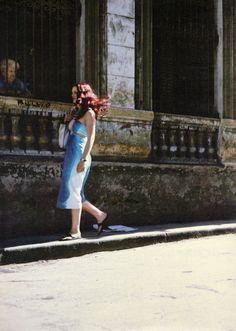 W Magazine  When: March 2000  Foto: Philip-Lorca diCorcia