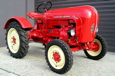 Porsche Junior tractor - Google Search