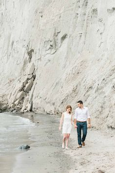 Scarborough Bluffs engagement session.  Engagement Photography.