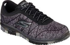 Skechers GO FLEX Walk Ability Sneaker - Black/Gray - FREE Shipping & Exchanges | Shoebuy.com