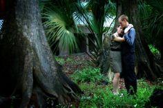 Twilight engagement pic, big trees Twilight Wedding, Big Tree, Trees, Engagement, Couple Photos, Couple Shots, Tree Structure, Couple Photography, Engagements