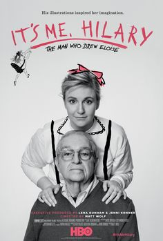 Have you heard about the new Eloise documentary by Lena Dunham? I can hardly contain my excitement. The film gives a behind the scenes glimpse at the iconic books' illustrator, Hilary Knight and wi...