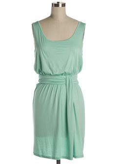 Hard Candy Dress in Mint