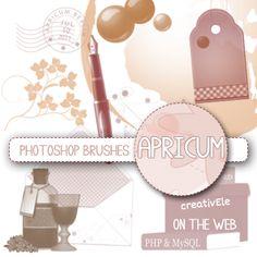 Graphics Phoenix: 30+ Photoshop Brushes: Free download