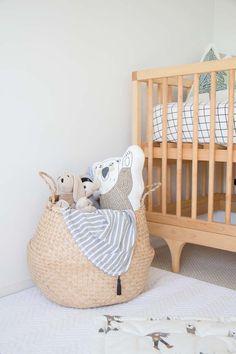 Habitación de bebé e