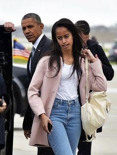 Malia Obama to enter Harvard in 2017 after taking gap year... #MaliaObama: Malia Obama to enter Harvard in 2017 after taking… #MaliaObama