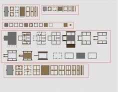 Minecraft modern house blueprints layer by layer google for Minecraft blueprint maker app