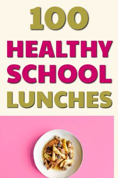 If you are looking for healthy school lunches - or even better, 100 lunchbox ideas for kids to take to school, then you have come to the right place. Here are 100 healthy school lunches and snack ideas that you can throw into your child's school lunchbox Kids Lunch For School, Healthy School Lunches, Raising Godly Children, Raising Girls, Kids And Parenting, Parenting Hacks, Lunchbox Ideas, Healthy Kids, Healthy Living