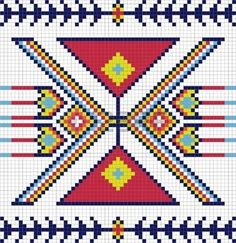 Find Traditional Native American Pattern Vector Illustration stock images in HD and millions of other royalty-free stock photos, illustrations and vectors in the Shutterstock collection. Indian Beadwork, Native Beadwork, Native American Beadwork, Beading Patterns Free, Bead Loom Patterns, Cross Stitch Patterns, Native American Patterns, Indian Patterns, Loom Bands