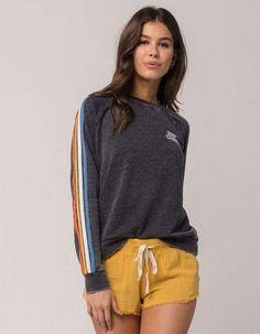 RIP CURL Retro Track Womens Sweatshirt