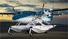 DHC-6 Twin 400 Series Otter