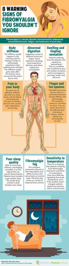 Warning Signs of Fibromyalgia You Shouldn't Ignore